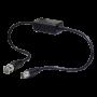 Izolator de bucla de masa HD (Coaxial) UTP1201XP-HD