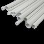 Tub PVC rigid D16, 750N, Halogen free, 3m - DLX TRP-802-16