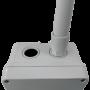 Racord cutie pentru tub PVC 25 - DLX TRP-875-25