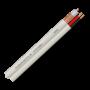 Cablu coaxial RG59 + alimentare 2x0.75, 100m, alb TSY-RG59+2X0.75-L-W